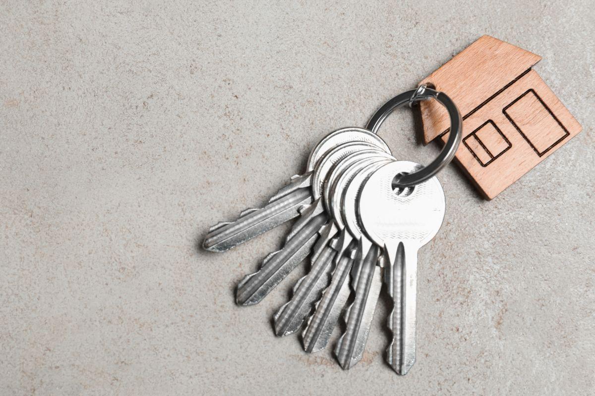 Overseas Landlord Property Keys