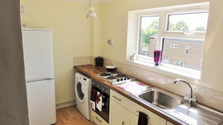 40 Wedmore Court Corby NN18 0DZ 2 bedrooms Flat/Apartment