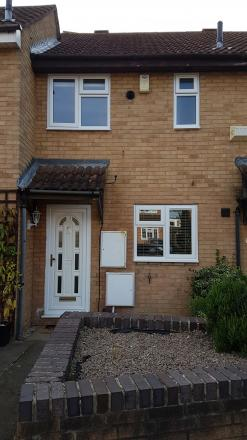 5 Hazel Close Gloucester GL2 0UQ 2 bedrooms Terrace