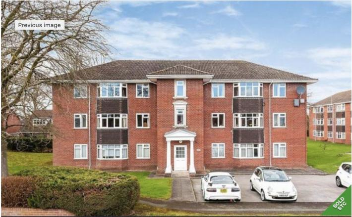 9 Congleton CW12 3TF 1 bedrooms Flat/Apartment