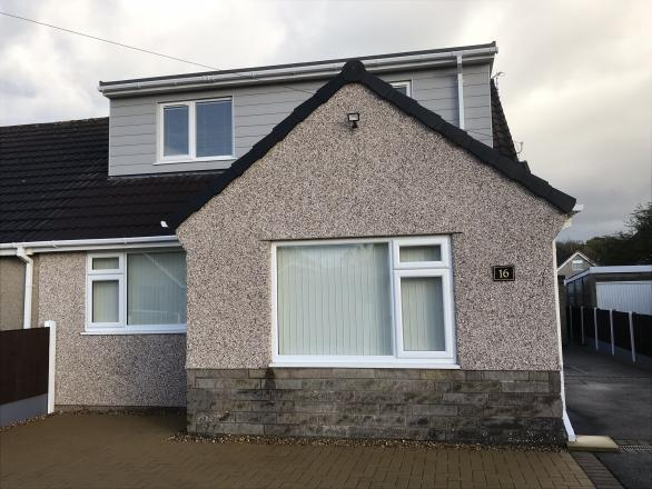 16 Gaisgill Avenue Morecambe LA4 4UF 4 bedrooms Semi
