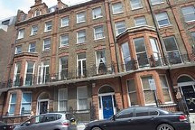 Flat 1b London W1U 5NT 1 bedrooms Flat/Apartment